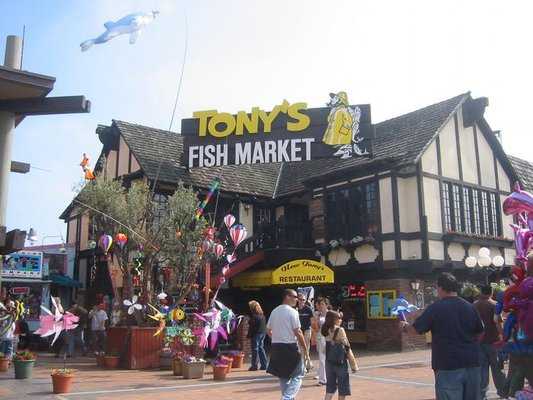 New Tony's aka Tony's Fish Market [RESTAURANT REVIEW]