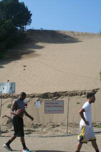 Sand Dune Park Manhattan Beach
