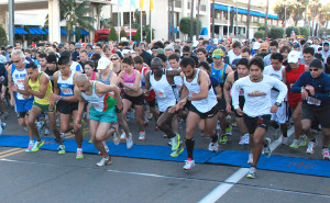 Redondo Beach 10k Super Bowl