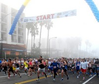 Super Bowl 10k, Redondo Beach 2011 [PHOTOS]