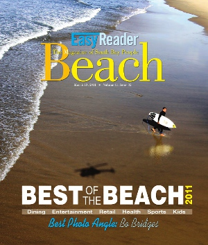 Beach Best of Cover March 2011