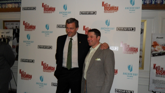 tommy reid and ray stevenson