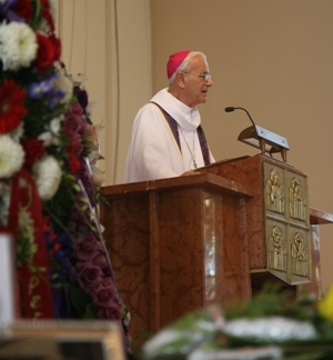 Bishop Joseph Sartoris