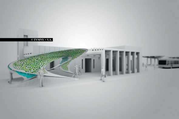 redondo transit center