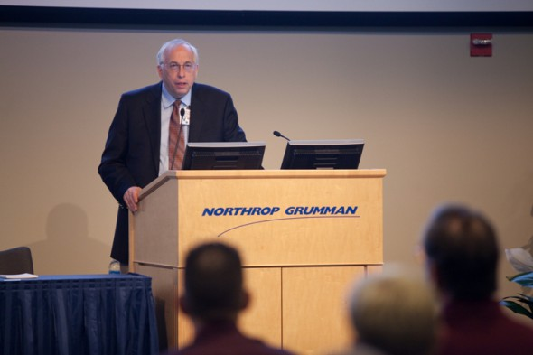 Nobel Prize Laureate Don Wuebbles