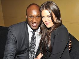 odom and kardashian