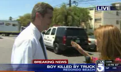 7-year-old boy killed while bicycling near grocery store in North Redondo Beach