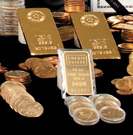 Gold Dealer Robert Fazio explains the attractions and risks [INVESTMENT]