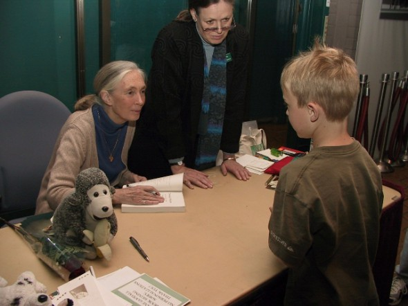 Jane's Journey, a documentary about the life of Jane Goodall [MOVIE REVIEW]