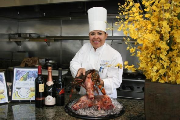 Chef Melba Rodriquez