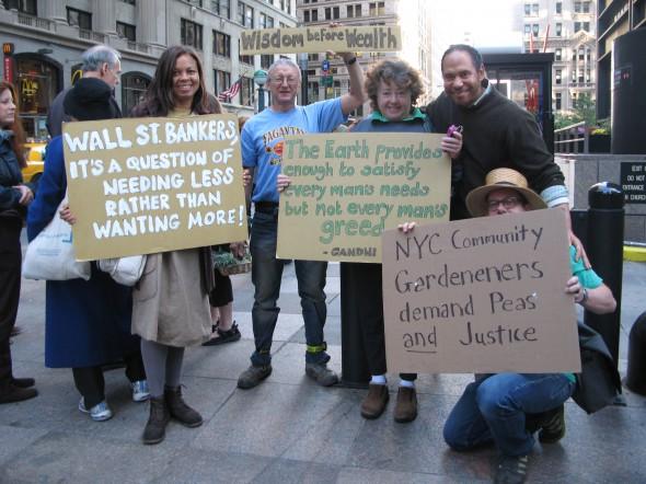 occupy torrance