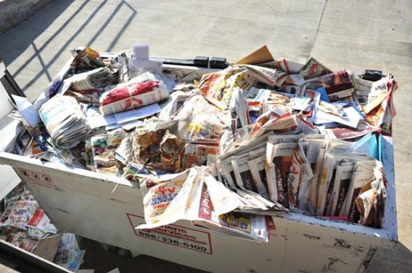 dumpster mail redondo beach post office