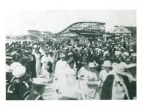 Veterans day at Redondo Beach pier in the 20s
