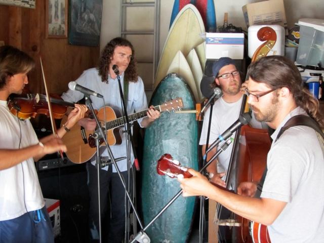 Beachbilly Bluegrass