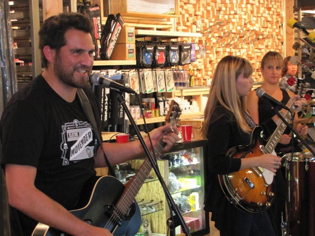 Whiskey Music, part one: the South Bay's 'Whiskey Honk'