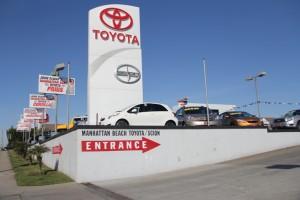 John Elway's Manhattan Beach Toyota