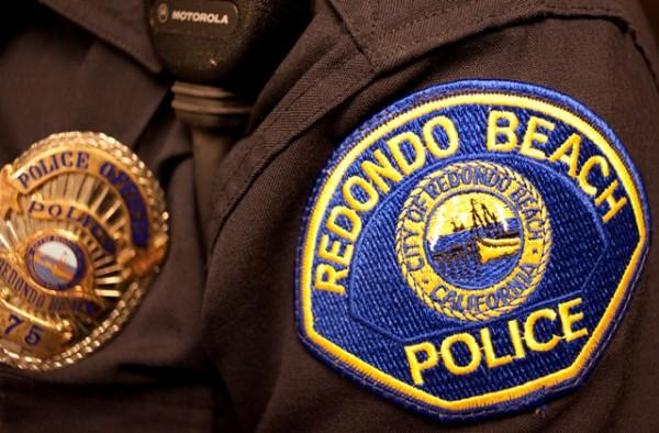 Redondo Beach police badge