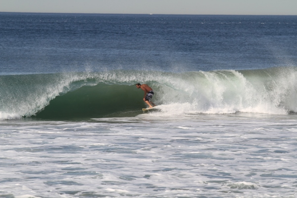 Surfer Greg Browning