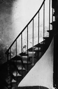 Anthony Friedkin Paris Stairway