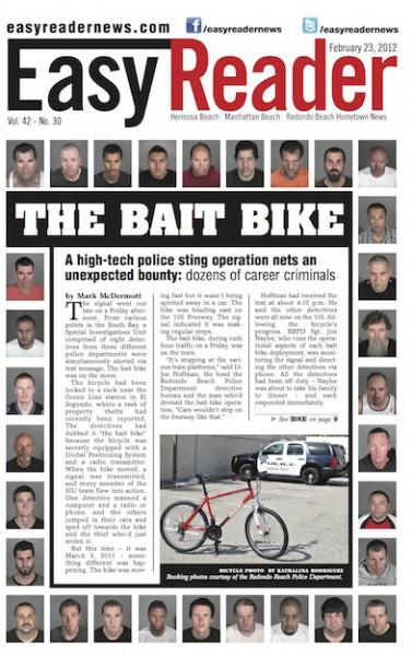 bike theft redondo beach
