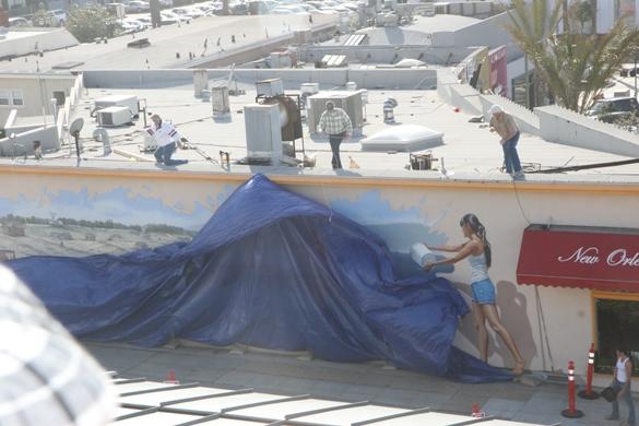 HB Mural