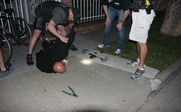 redondo police bait bike bust
