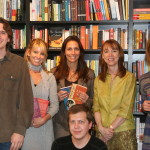 Lisa See at Pages Bookstore. Photo by Beverly Baird