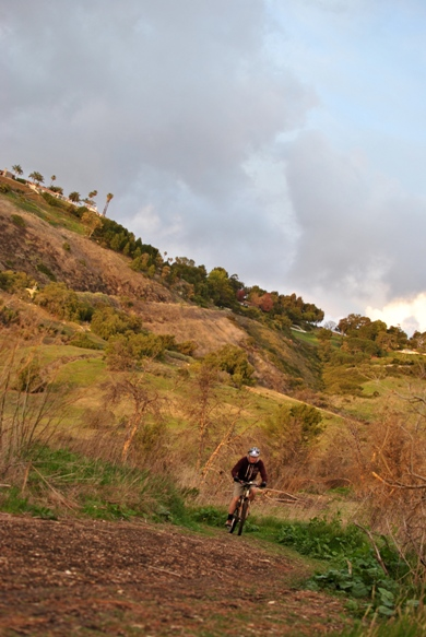 mountain bike portugese bend