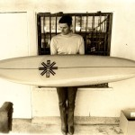 Dick Mobley surfboard