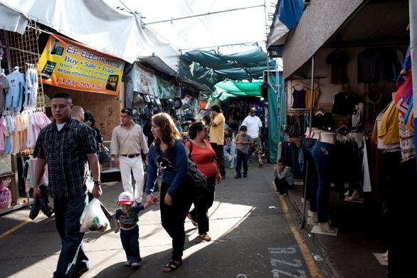 Best Swap Meet: Roadium Open Air Market