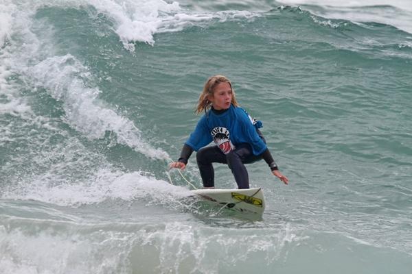 Spyder SB Boardriders surf contest at the Manhattan Pier by Steinmetz [PHOTOS]