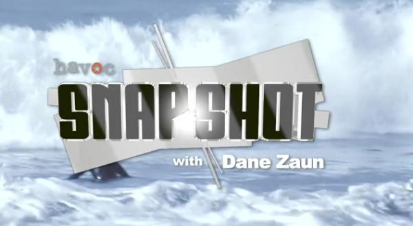 Dane Zaun – Surfing Snap Shot – Havoc Television [VIDEO]