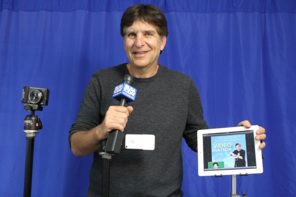 USA Today technology reporter Jeff Graham wrote Video Nation, a DIY book on planning, shooting and producing video.