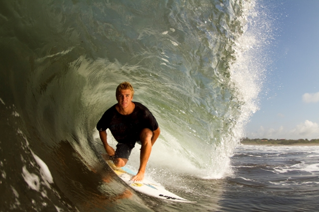 Surfer Matt Pagan is back on top