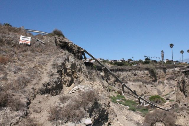 Slip sliding away: the landslides of Palos Verdes