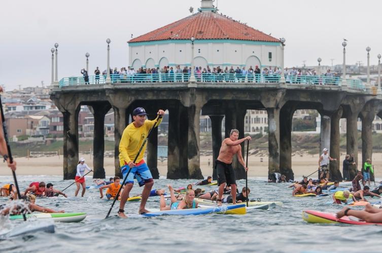 Velzy Stevens 2012 Paddleboard Race [PHOTOS]