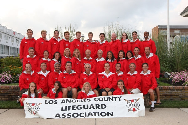 Los Angeles County Lifeguards
