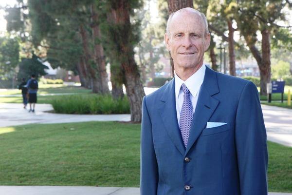 El Camino college President Tom Fallo