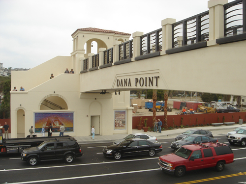 PCH bridge, Dana Point