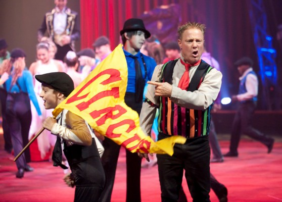 Circus Vargas will be performing at the Del Amo Fashion Center in Torrance until November 19. Their final two stops of the year will be in Arcadia and San Pedro. Visit www.circusvargas.com for more information.