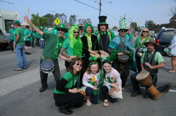 2013 St. Patrick's Day Parade