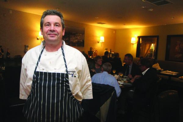 Chef Dominique Theval
