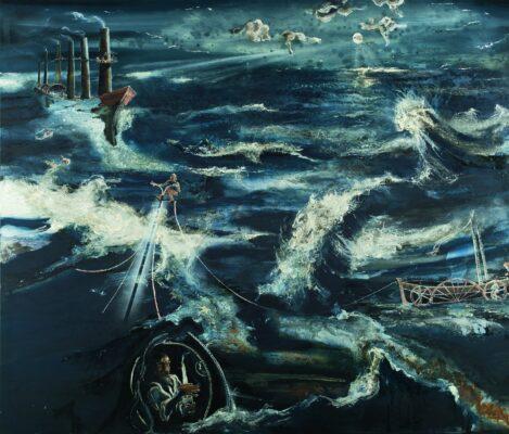 """Anti-Ark"" (2009), by Michael Sistig"