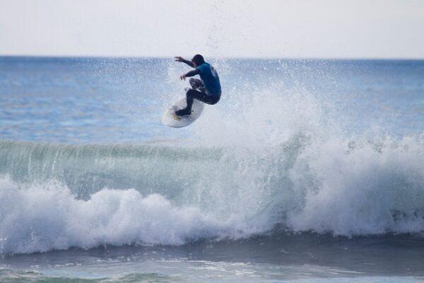 Surfer Jamie Meistrell