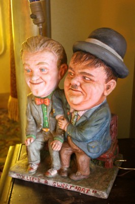 Old Town Music Hall regulars Laurel and Hardy, who are featured in a festival this weekend.. Photo by Jessica Mendoza