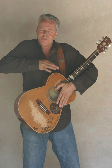 Tommy Emmanuel, who plays the Redondo Beach Performing Arts Center Feb. 7.