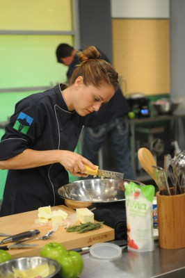 Brooke Williamson competes on the show Top Chef Season 10. Photo contributed