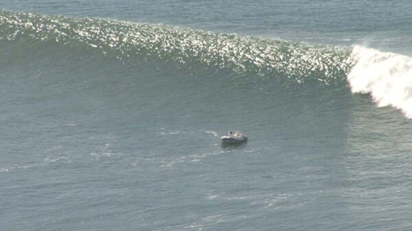 Palos Verdes Surf boat crash
