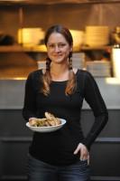 Hudson House chef Brooke Williamson. Photo by Chelsea Schreiber
