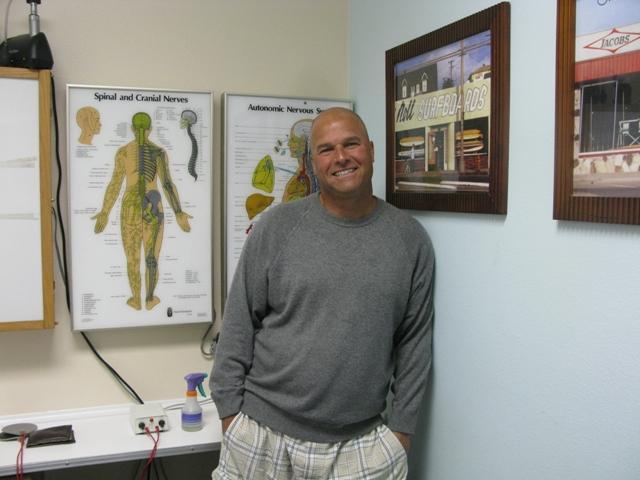 Best Chiropractor: Derek Levy, DC